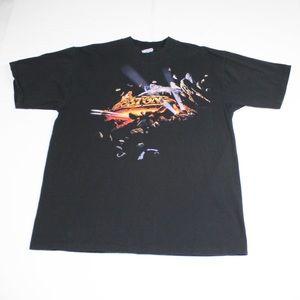 Vintage Boston Rock Band 90's Tour T-shirt